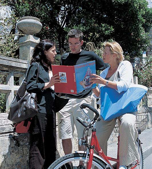 Cursos de Italiano en Viareggio
