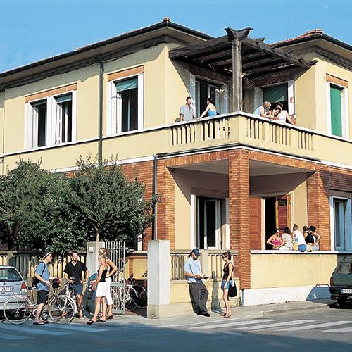 Escuela de italiano en Viareggio