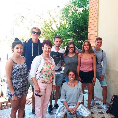 Estudiar y divertirse en Italia