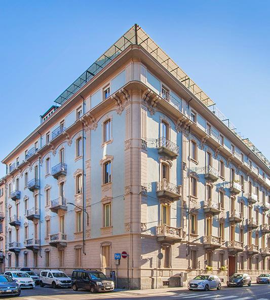 Italian school in Turin