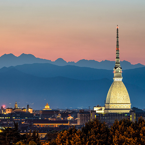 Italian language course in Turin