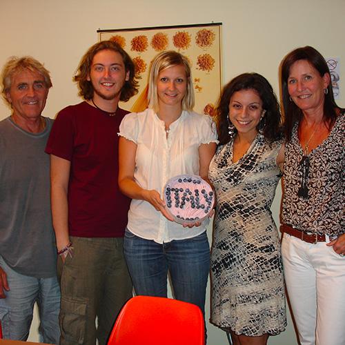Italian language course in Turin