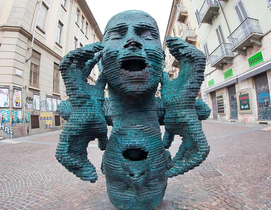 History of Art in Turin - Arte contemporanea