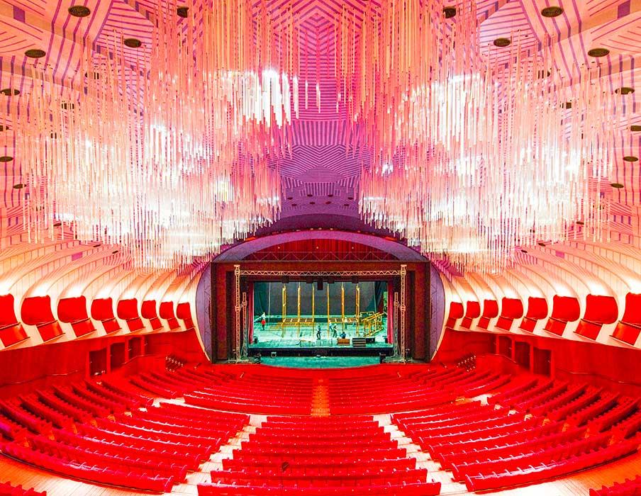 History of Art in Turin - Teatro Regio