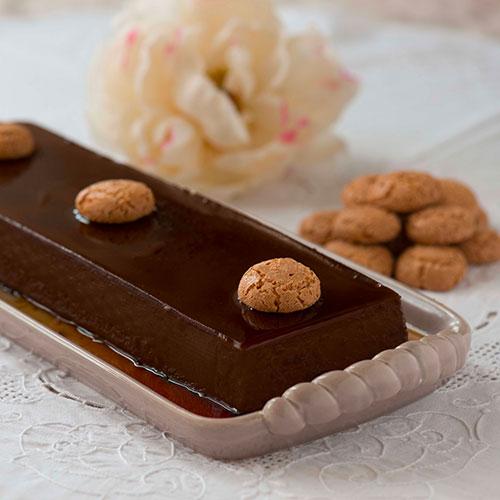 Turin cake Bunet