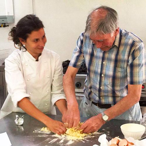 Torino con gusto cuisine lesson