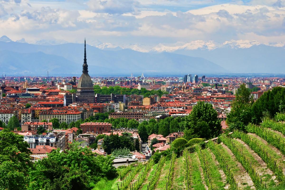New destination of the Scuola Leonardo da Vinci in Turin