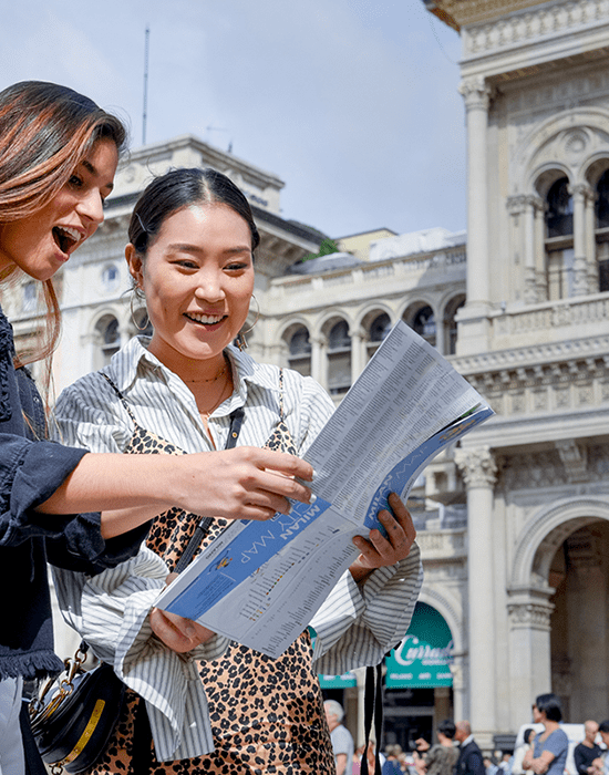 Study Italian in the very center of Milan