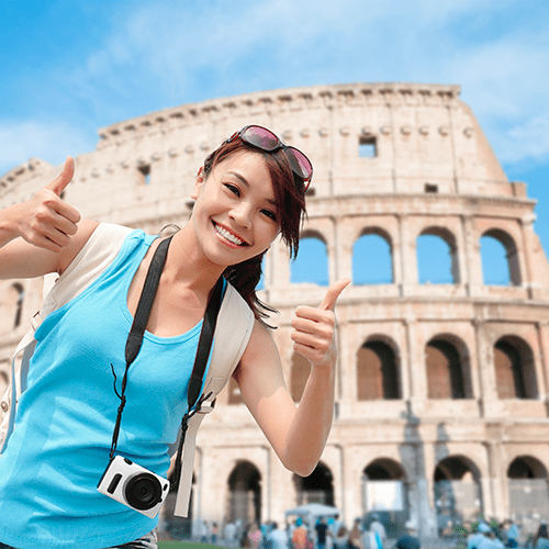 Italian language course in Rome
