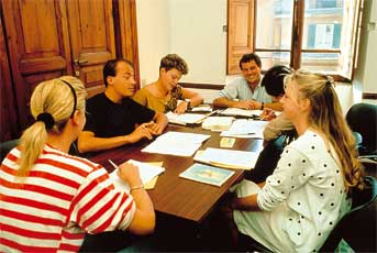 Learn Italian in Rome: Italian courses organized by our Italian language school