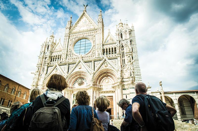 Scuola Leonardo da Vinci Siena: l'Italiano a Siena