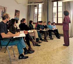 Long-Term Italian language Standard course