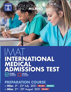 Скачайте брошюру с описанием подготовительного курса IMAT в Милане