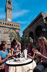 City tour and learn Italian in Florence