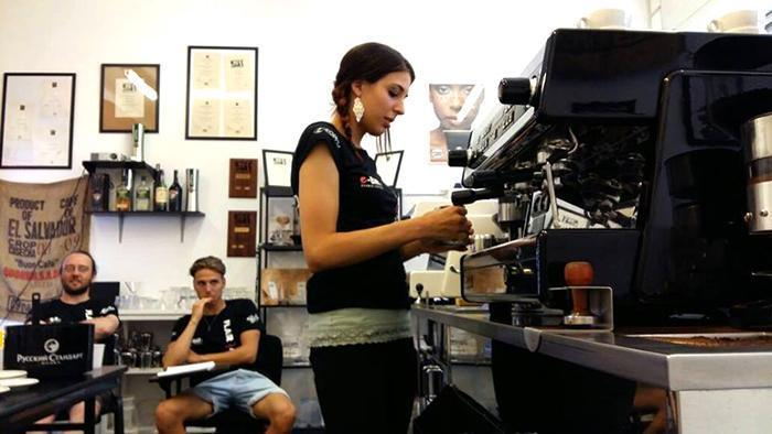 Professional Coffee Making program in Milan