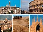 Italian tour: study Italian and travel around Italy