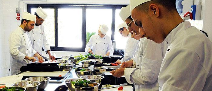 Professional cooking courses in Rome