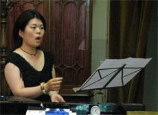 Singing course in Italy