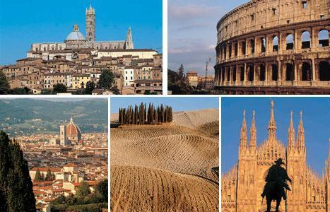 Italian Tour: travel and learn Italian