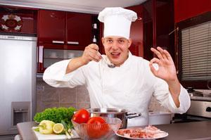 Professional Italian cooking course in Florence