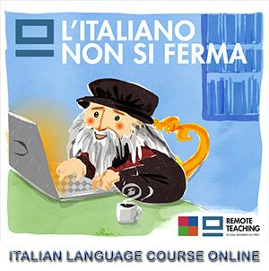 Learn Italian Online with our Italian language courses ONLINE!