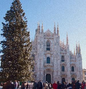 Christmas in Milan: Italian Christmas special course in Milan