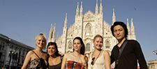 Study Italian in Milan city center
