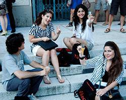 Spend your summer in Milan with us